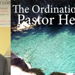 The Ordination Service of Pastor Henry Bello