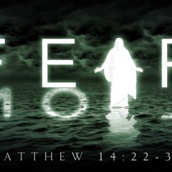 How Jesus Can Help You Push Past Your Fears