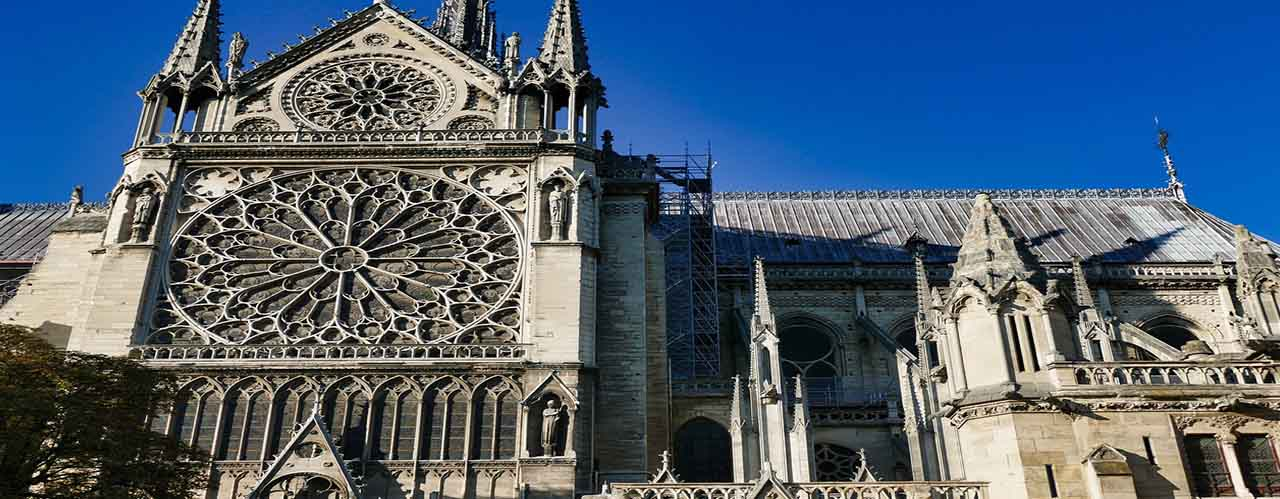 Notre Dame: A Fiery Sign?