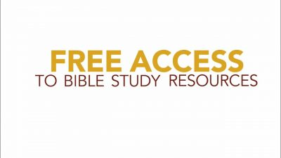 Bible Gateway: Your Best Place to Stay Current with Bible-Related Developments