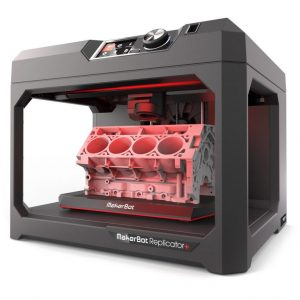 The 3D printer can be used in many fields of applications.
