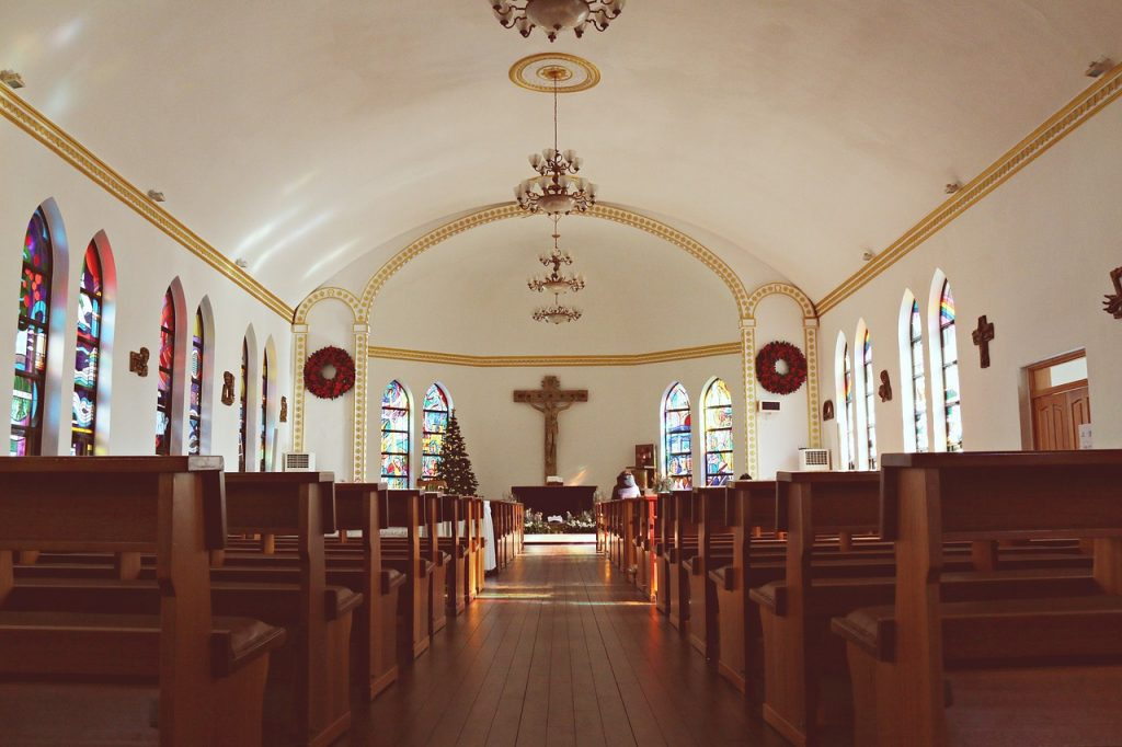 God Wants a Repentant Church, Not a Relevant Church.