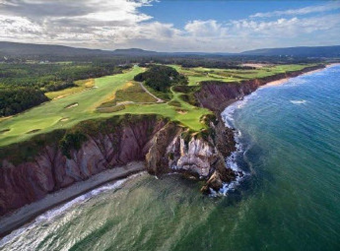 New Cabot Cliffs course.