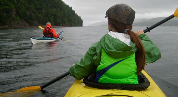 North River Kayak Tours- Cape Breton Island.