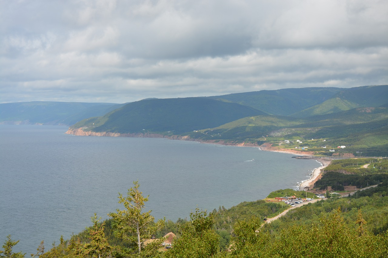 Nova Scotia's Cabot Trail.