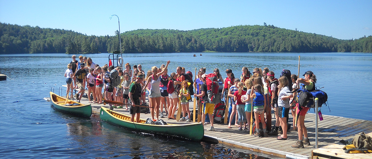 Algonquin Camps: Algonquin Park Summer Camps for Kids.