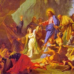 The Miracles of Jesus Christ.