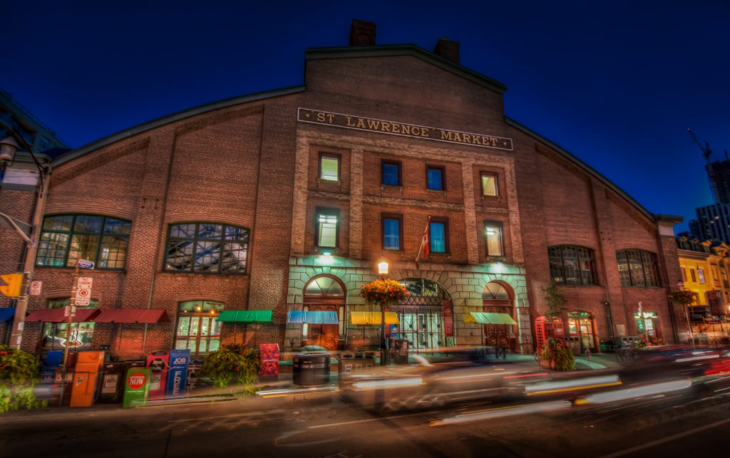 St. Lawrence Market (Unsplash)