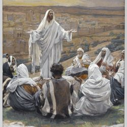 The Lord's Prayer (Le_Pater_Noster) by James Tissot at the Brooklyn Museum.