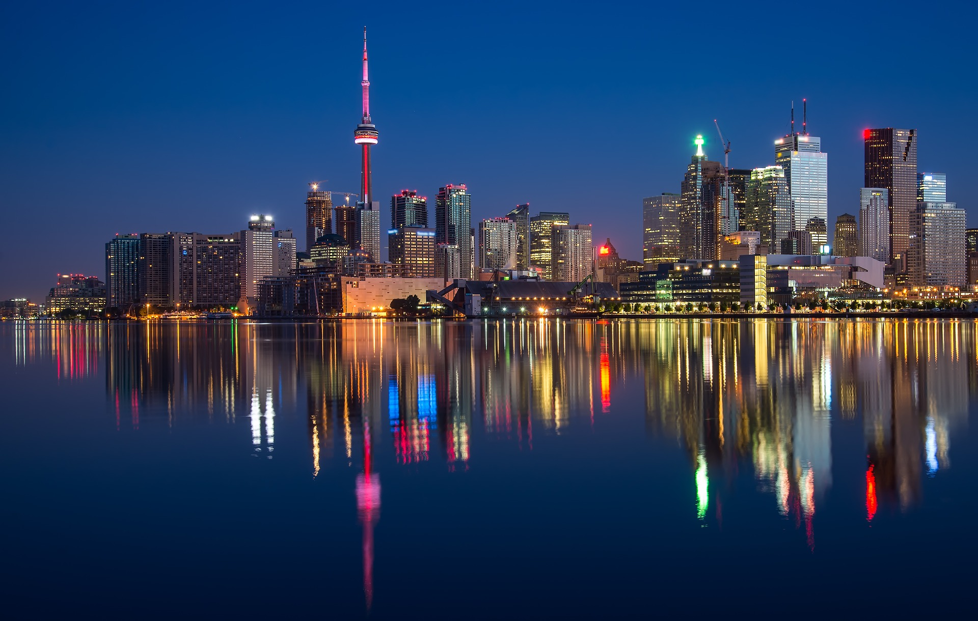 Toronto, Ontario, Canada (Image by James Wheeler).