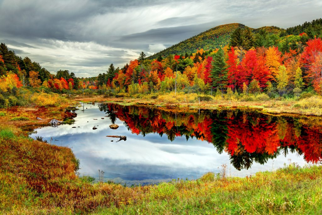New Hampshire, White Mountains, 4000x2667. (Getty Images)