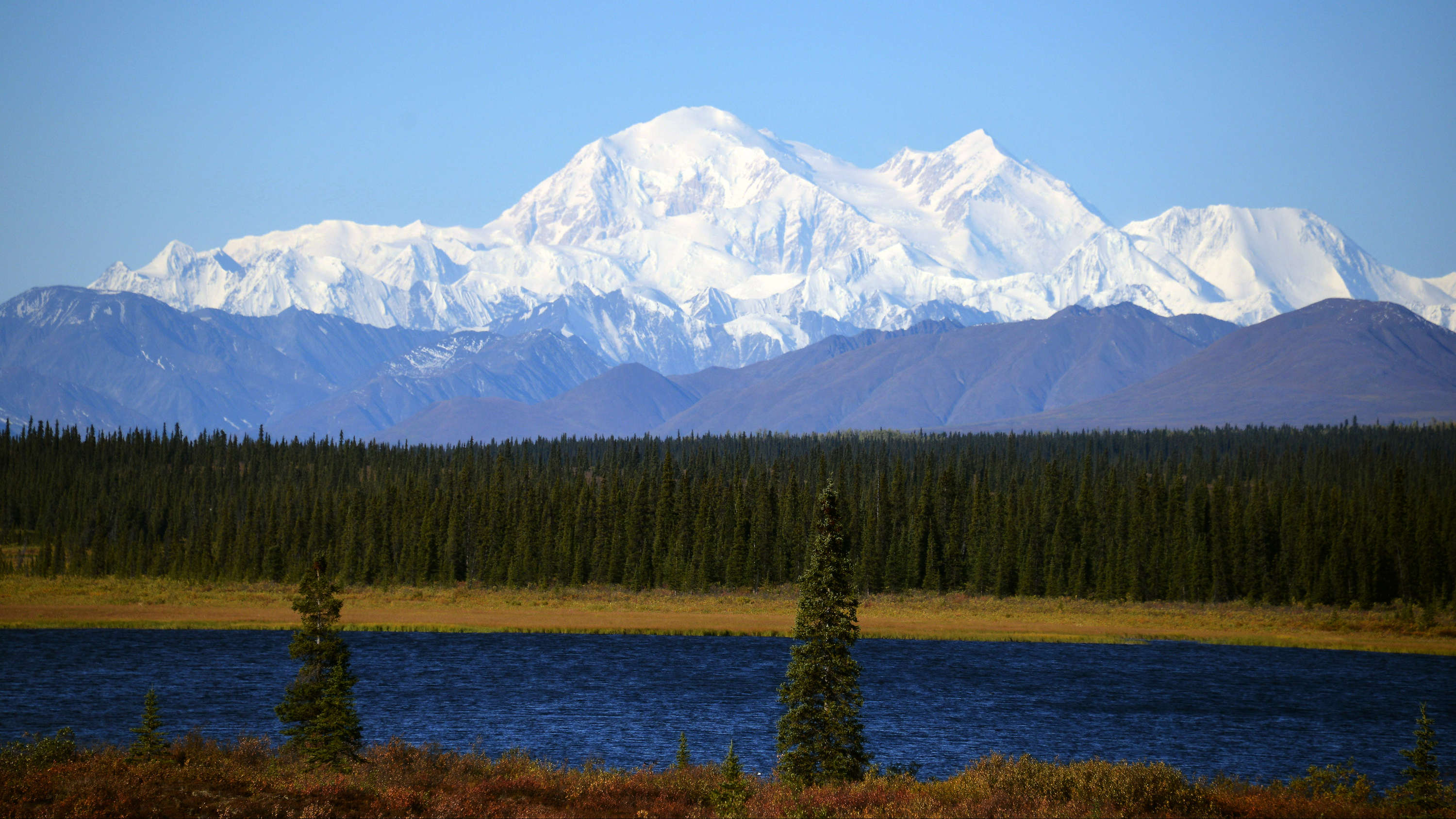 Beyond Denali: Restoring Native American names