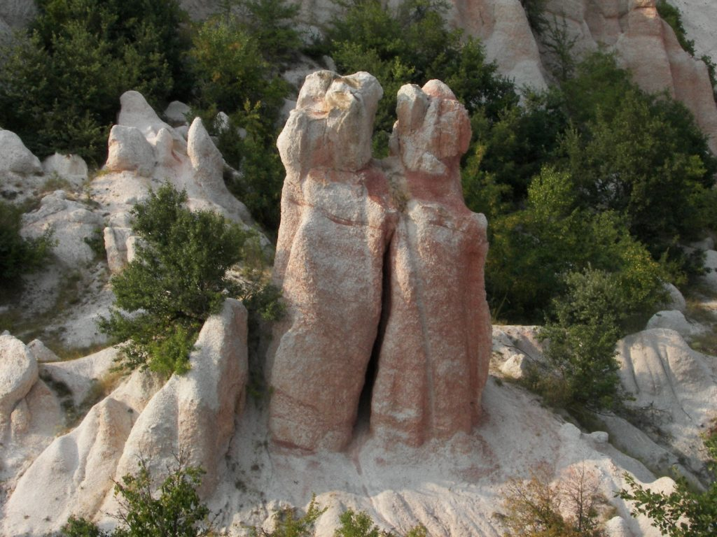 Stone Dolls of Kuklica – the legend of the Petrified Wedding