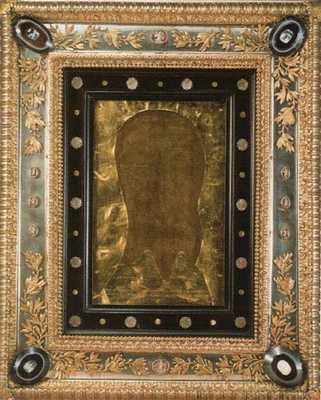 The Veil of Veronica at Saint Peter's Basilica in Rome