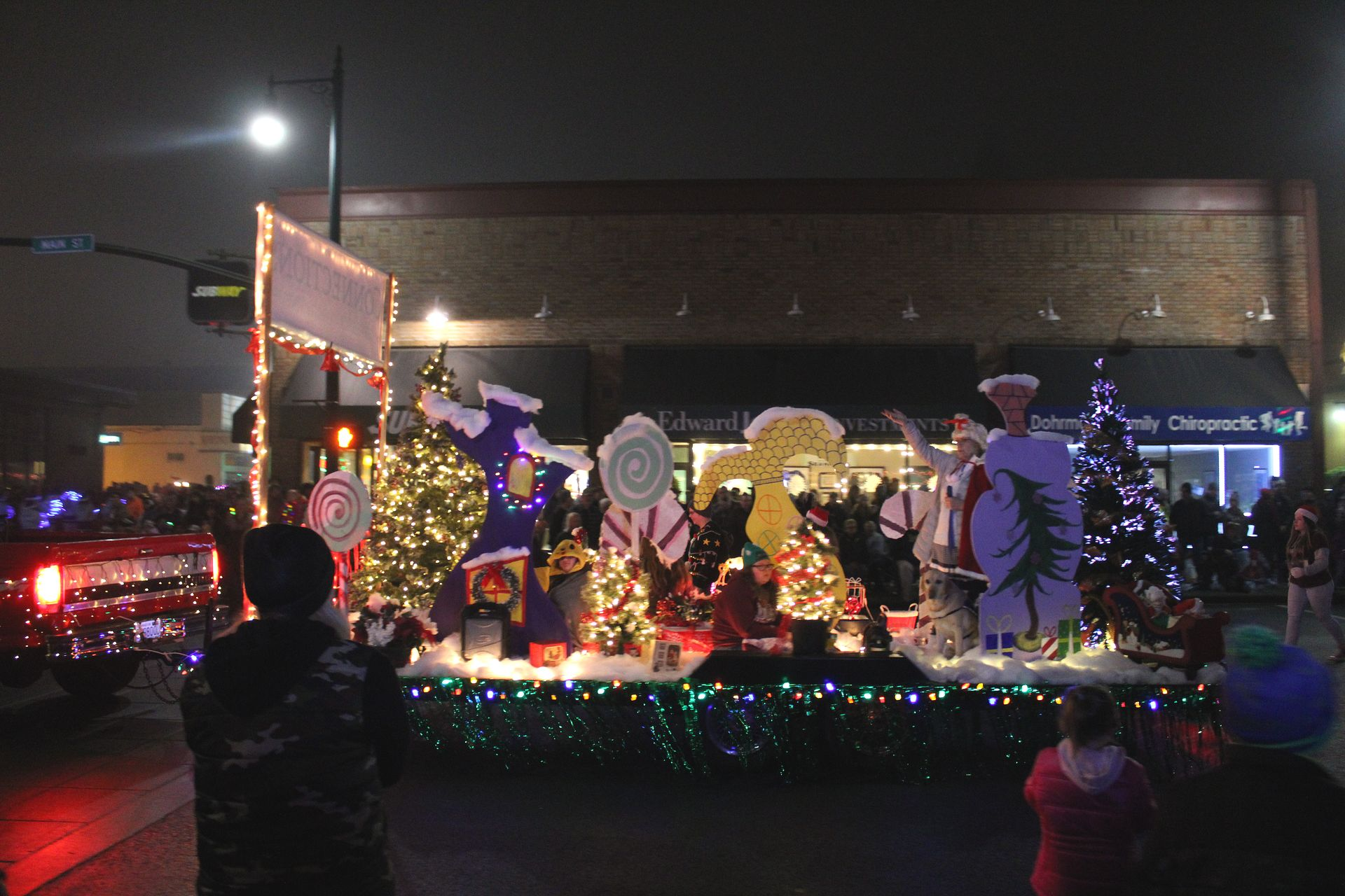 144 Montesano Festival of Lights December 14, 2019