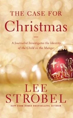 Front Cover Table of Contents Excerpt Excerpt Excerpt More Buy Item $0.99 Retail: $2.99 Save 67% ($2.00) Quantity: 1 Add To Cart Paypal Buy Now Add To Wishlist The Case for Christmas: A Journalist Investigates the Identity of the Child in the Manger