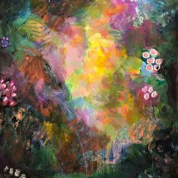 Abstract Art Abundance by Jody Hope Gibbons