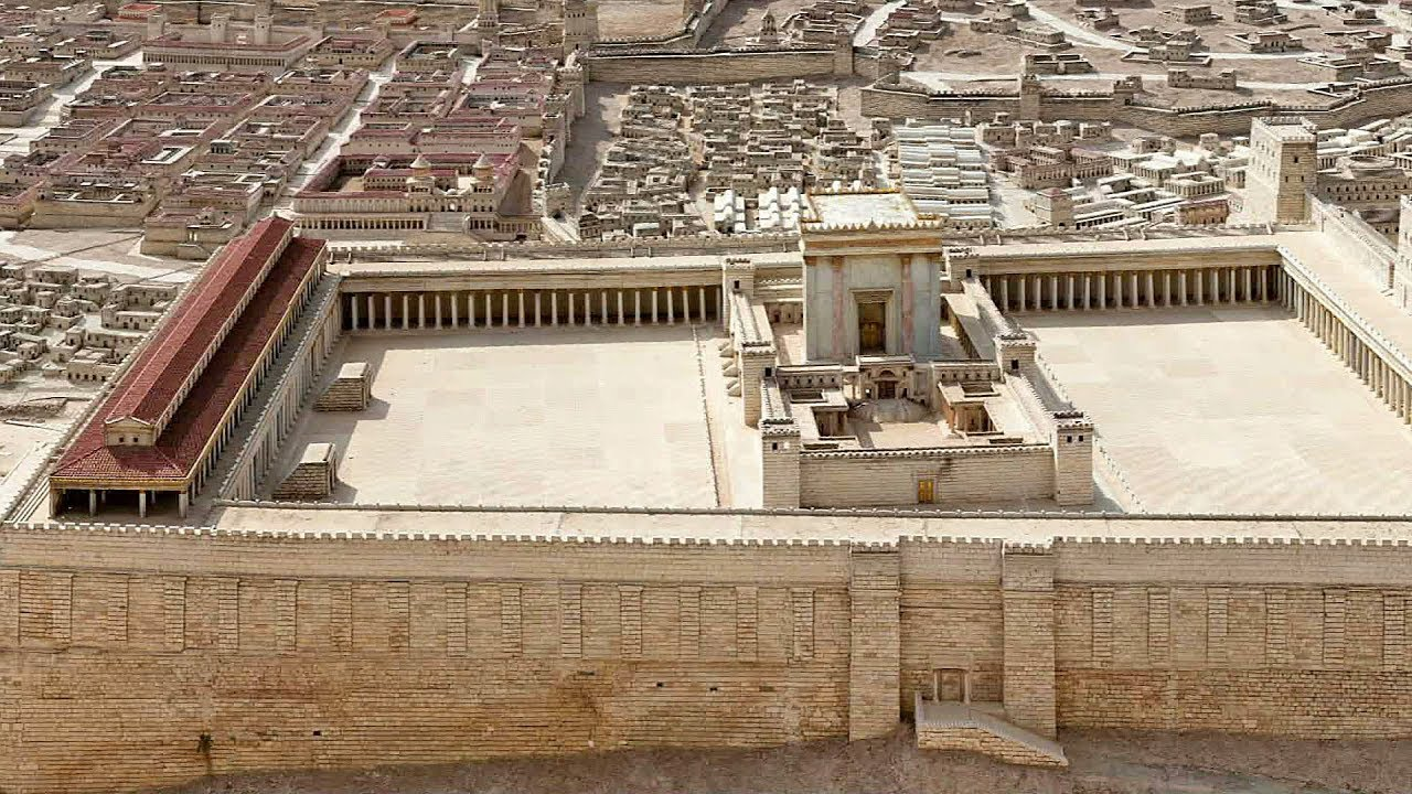 Rebuilding the Temple in Jerusalem