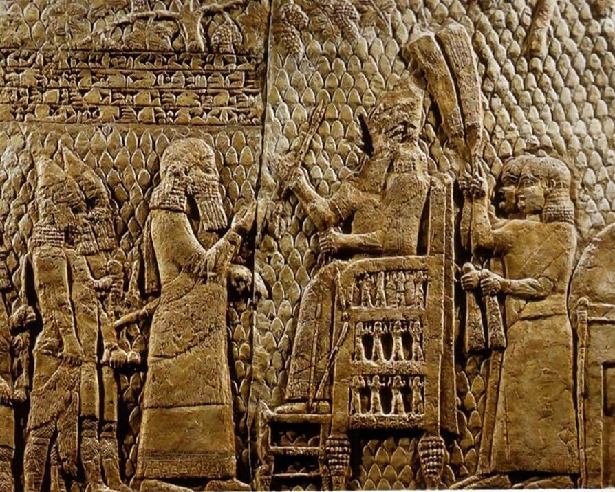 The Akkadian Civilization, ruled by Sargon, was the first empire of ancient Mesopotamia.