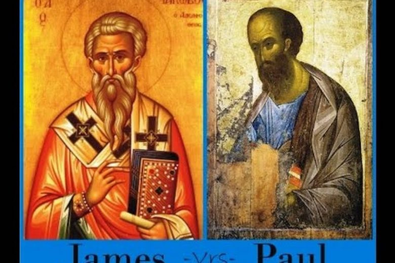 James vs. Paul: Salvation by Grace or Works?