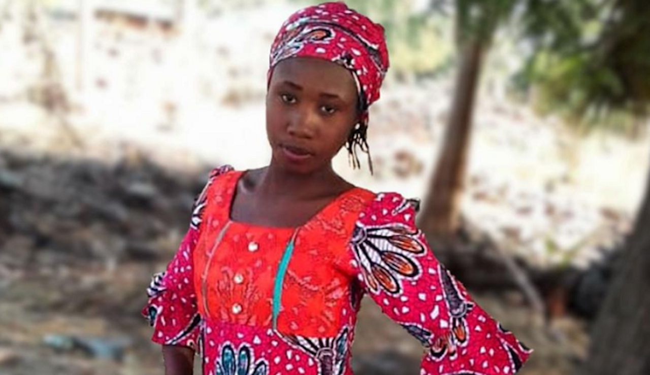 Leah Sharibu - We pray that the eyes of your understanding (mind) may be enlightened, so that you may know the hope of Christ's calling, the riches of His glorious inheritance in the saints.