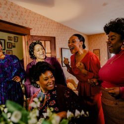 The new Lifetime movie The Clark Sisters: First Ladies of Gospel tells the story of the one of the most important gospel groups of the 20th century. (Amanda Matlovich/Courtesy of Lifetime)