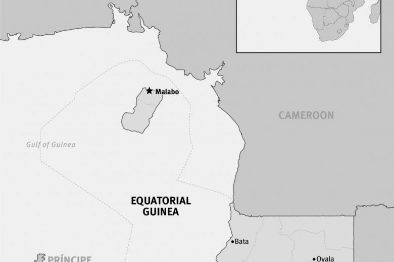 Equatorial Guinea is one the smallest countries in Africa, with a population of around 1 million and a total landmass of just over 28,000 square kilometers. (Image WikiCommons)