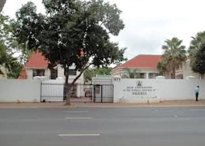Nigerian High Commission in Ghana