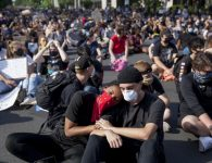 Protests Continue Despite Curfews Across The Country