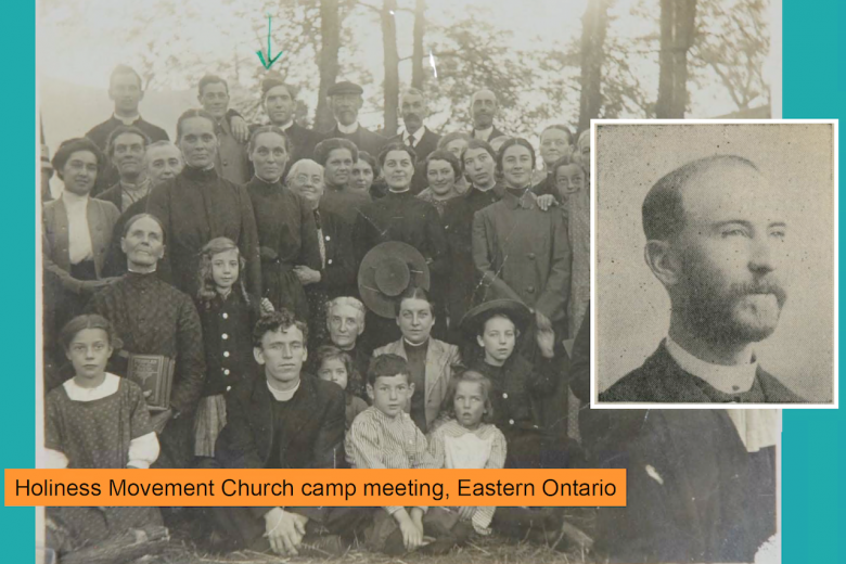 Remembering Herbert Edward Randall: A Canadian Holiness Missionary in Egypt (1865-1938)