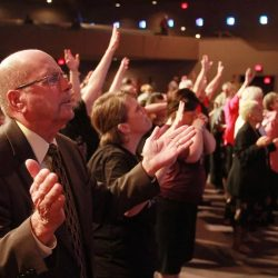 Pentecostal revival sweeps parts of West Coast. (Image by Deseret News)