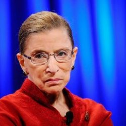 Ruth Bader Ginsburg, Supreme Court's Feminist Icon (Image by CNN)