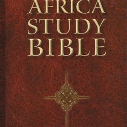 Africa Study Bible, The New Living Translation (NLT), Hardcover