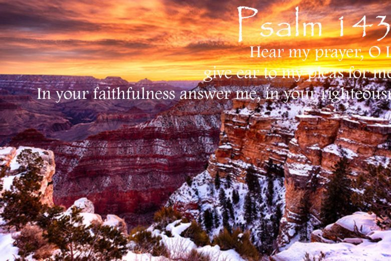 God's Steadfast Love! Friday, October 9, 2020 Daily Devotion (Grand Canyon National Park)