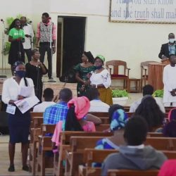 A Call to Holiness in God's Community, ECWA Seminary Church Sunday Service - October 4, 2020