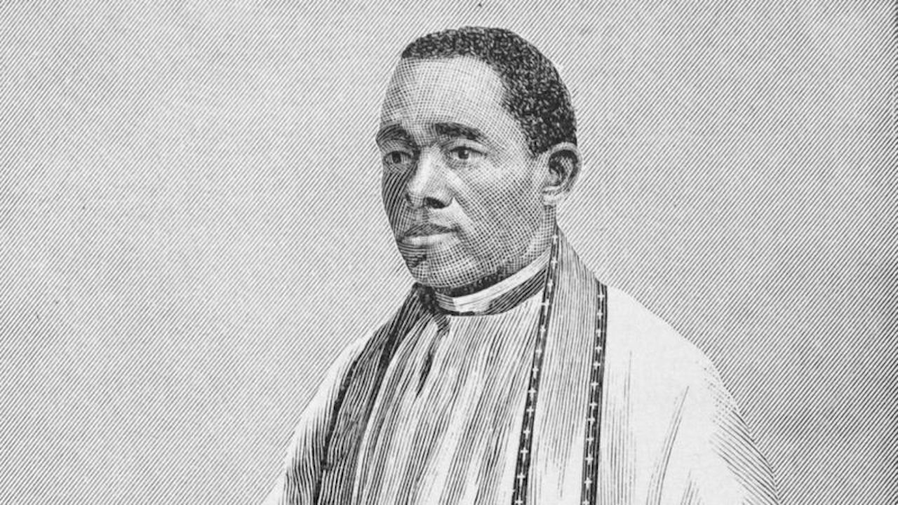 Father Augustus Tolton died in 1897 in Chicago